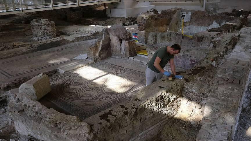 Domus del Chirurgo, in corso il cantiere del restauro