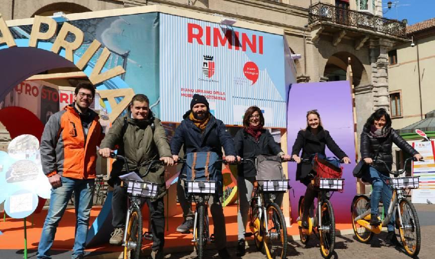 A Rimini il bike sharing riparte dal free-floating