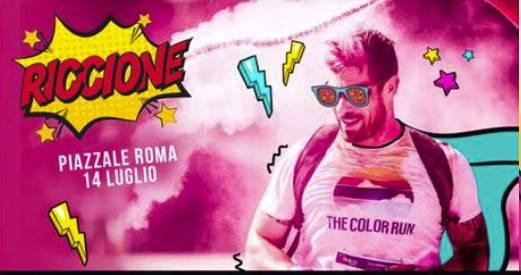 La Color Run sbarca a Riccione
