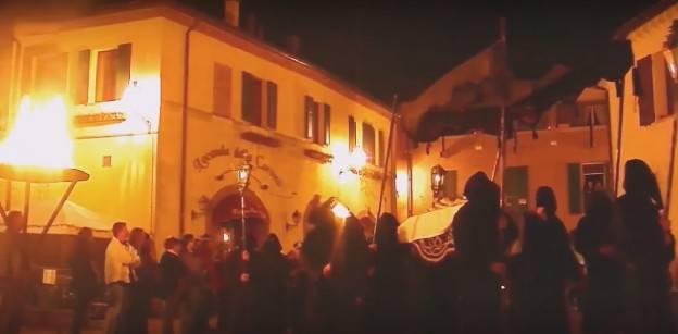 A Montefiore torna la Processione del Venerdì Santo