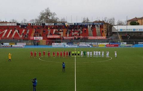 Rimini FC-Teramo anticipata a sabato