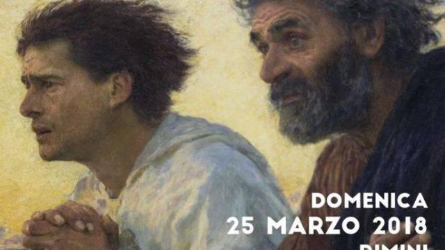 Domenica a Ragusa Via Crucis vivente
