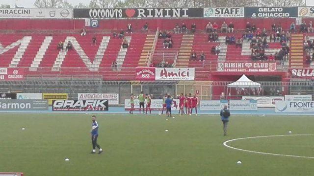Calcio Per Bambini Rimini : Rimini e imolese rimediano un pari il ravenna crolla a trieste