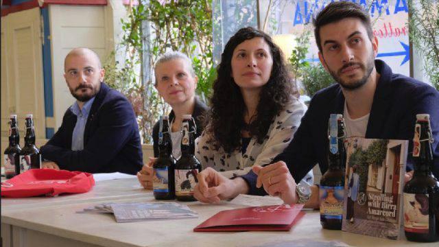 Una guida per conoscere il Borgo con una birra in mano