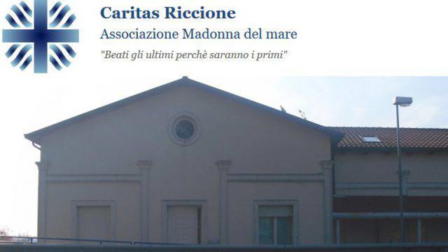 Caritas: l'intervento dei parrocci di Riccione.