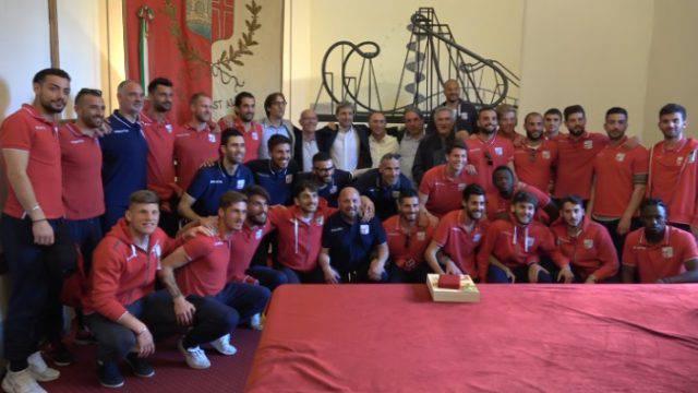 Il Rimini FC in Municipio. Grassi chiama gli imprenditori