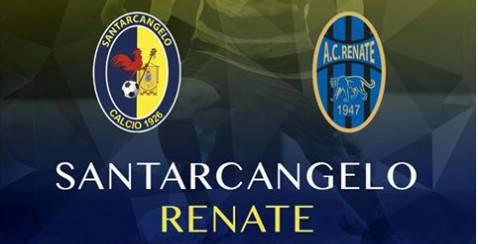 Serie C. Al Mazzola scivolone del Santarcangelo col Renate