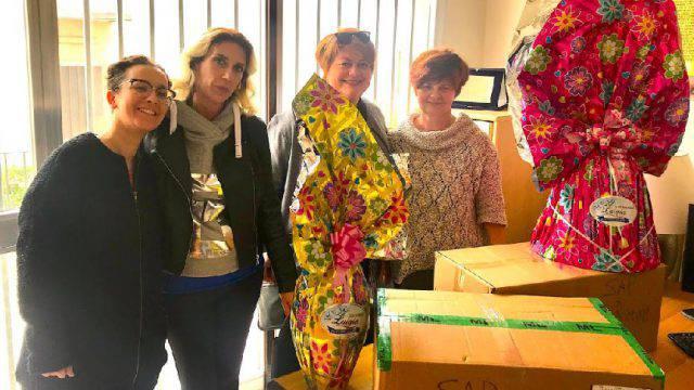 Dal SAP regali ai bimbi di Casa Sant'Anna