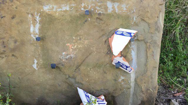 Catania, danneggiata lapide dedicata all'ispettore Raciti