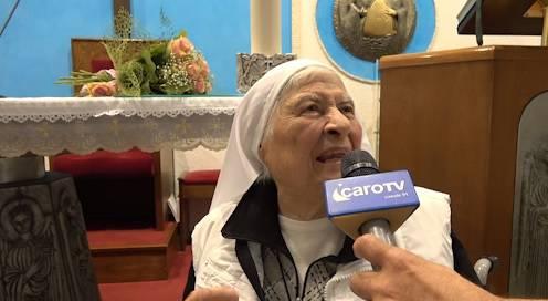 A Riccione gli Angeli Custodi festeggiano Suor Gemma