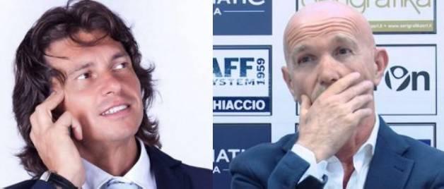 Alessio Sundas e Giorgio Grassi