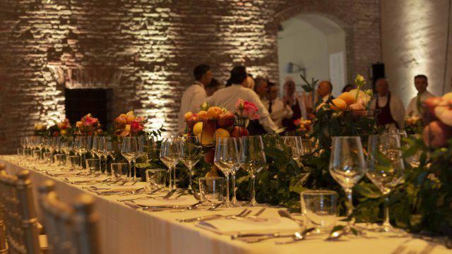 """A Castel Sismondo la prima """"Cena Malatestiana"""" con lo chef Angelini"""