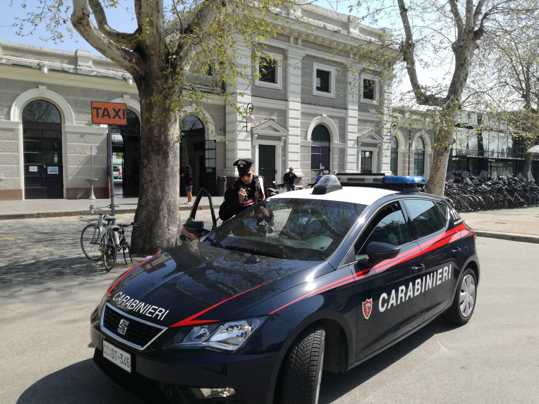 Un arresto per spaccio in zona stazione a Rimini