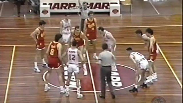 Quando eravamo un po' anche noi Basket City