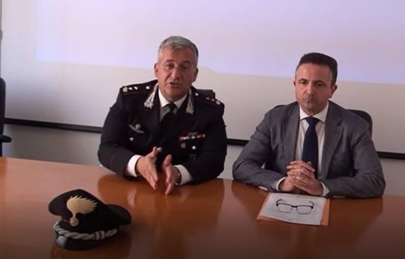 Rapina banca Valconca. Due arresti dei Carabinieri