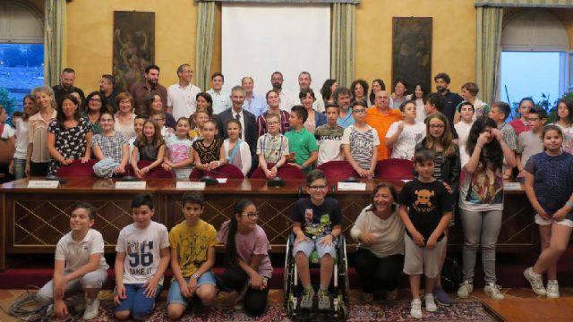 A Santarcangelo nasce il Consiglio Comunale delle Ragazze e dei Ragazzi