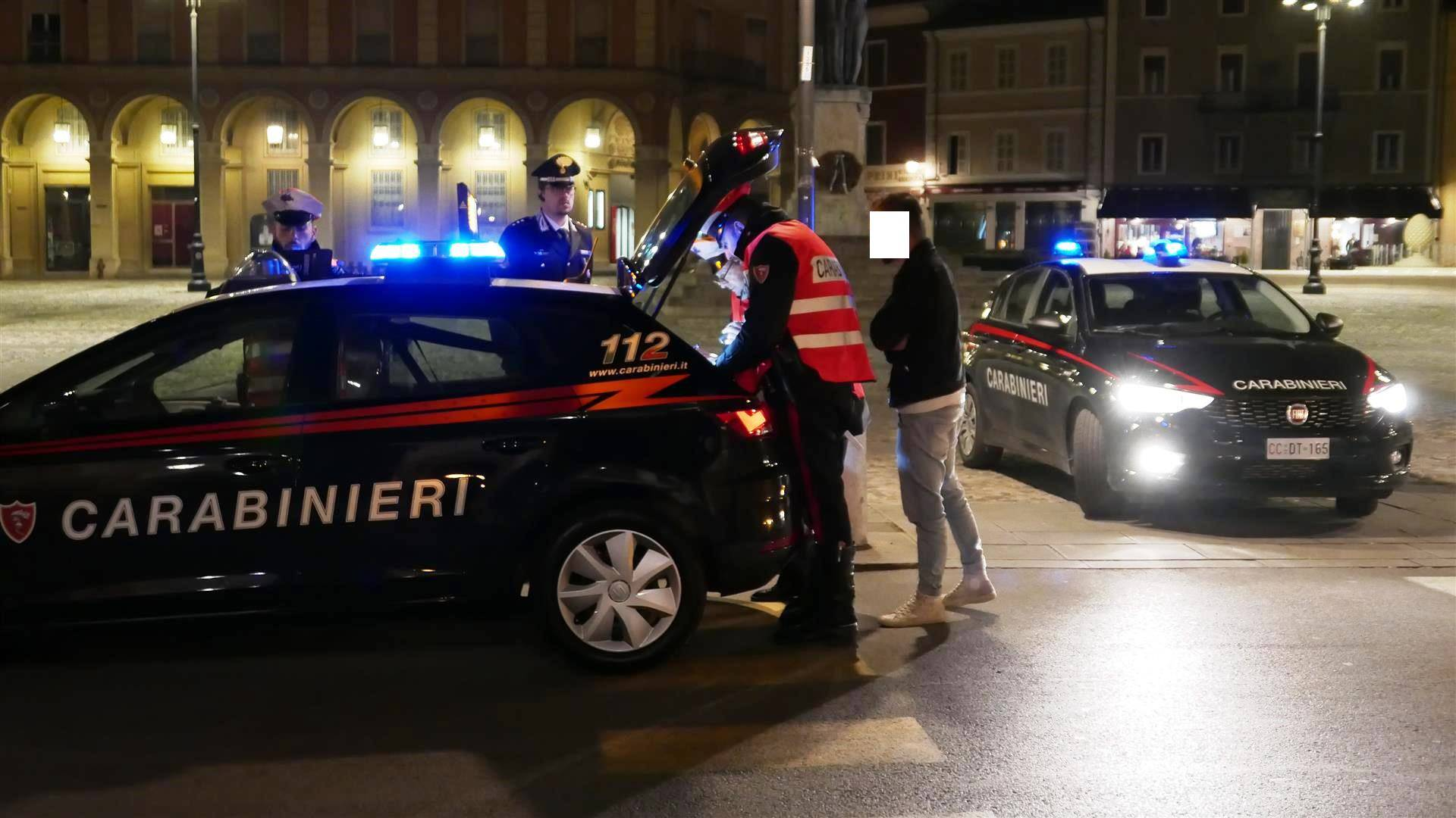 Controlli dei Carabinieri sul territorio: un arresto e dieci denunce