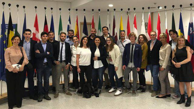 "Nadia Rossi porta sindaci e consiglieri a ""studiare"" l'Europa a Bruxelles"