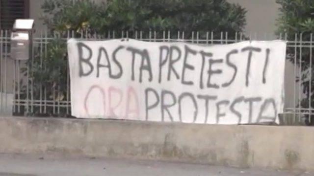Viabilità Santa Giustina, il Comitato riprende le proteste