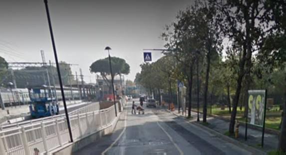 Sottopasso viale Ceccarini, lavori ai sottoservizi conclusi a fine maggio