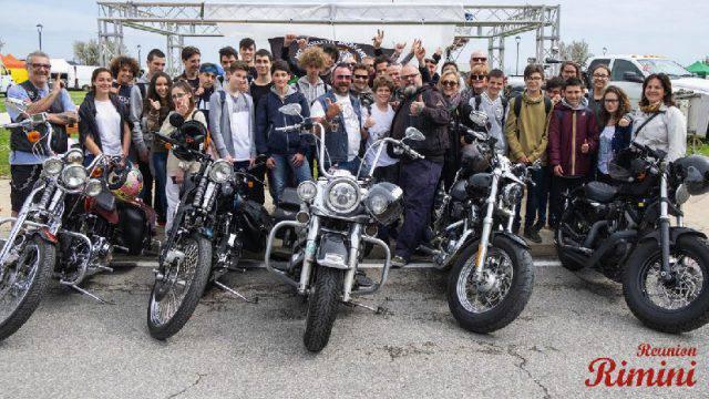 Rimini Reunion: moto, grandi marchi ma anche sicurezza stradale