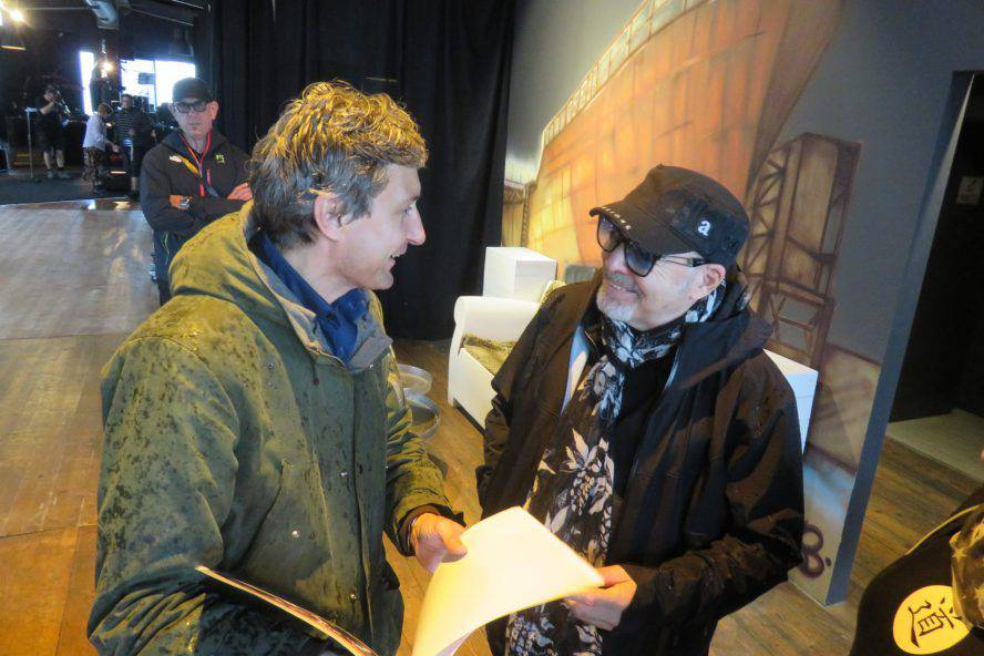 Gnassi incontra Vasco Rossi. L'omaggio del