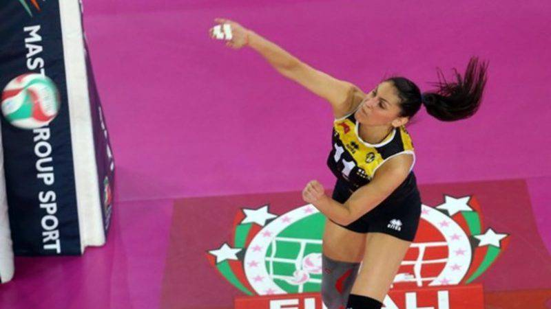 Costanza Manfredini (foto Corriere dello Sport)