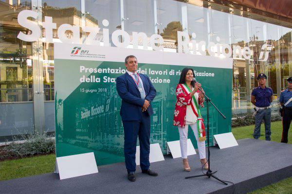 Inaugurata la nuova stazione di Riccione: investimento da ...