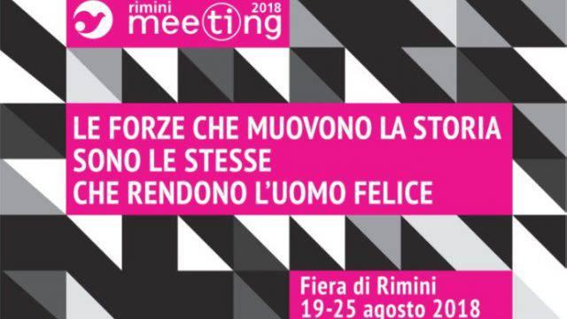 Meeting 2018, la presentazione a Roma