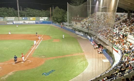 Baseball. I pirati frenano frena sul diamante di Parma
