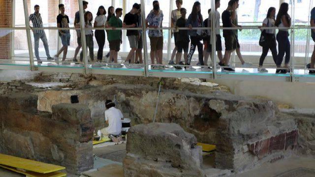 Domus del Chirurgo, verso la conclusione l'intervento di restauro