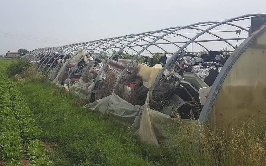 Sito agricolo usato come discarica, sequestro delle Fiamme Gialle