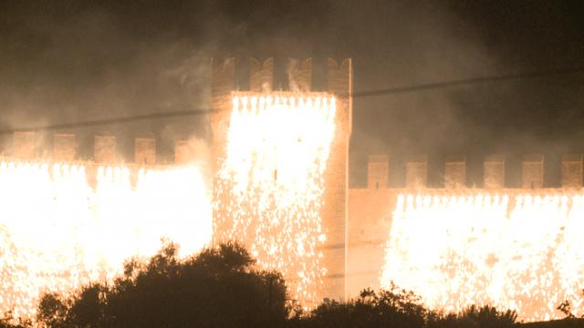Assedio al Castello a Gradara. Successo per l'edizione 2018