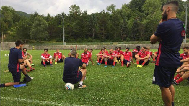 Il Rimini FC è partito per il ritiro di Sant'Agata Feltria. Ecco chi è salito sul pullman