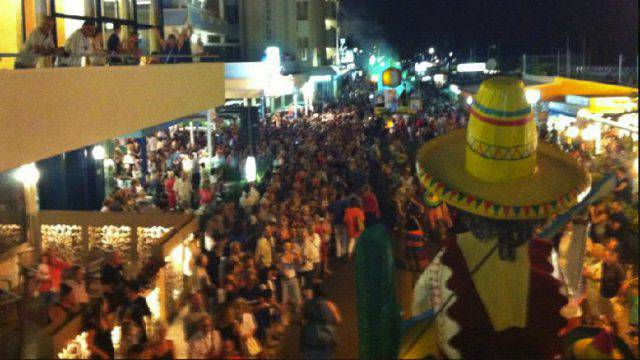 Mercoledì sera a Igea Marina il 9° Carnevale d'Estate animerà il lungomare Pinzon.