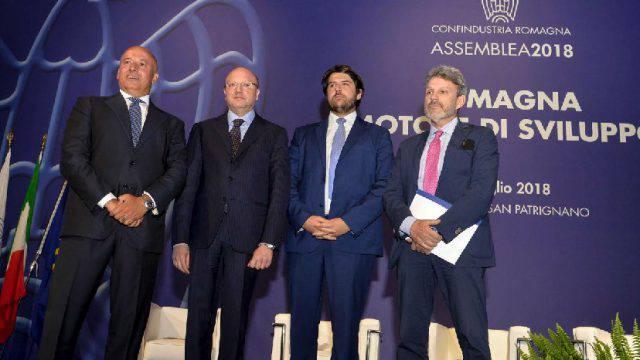Assemblea Confindustria Romagna. Maggioli propone una Fondazione