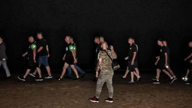 Pattuglie di Forza Nuova e estremisti polacchi, conclusa la contestata iniziativa