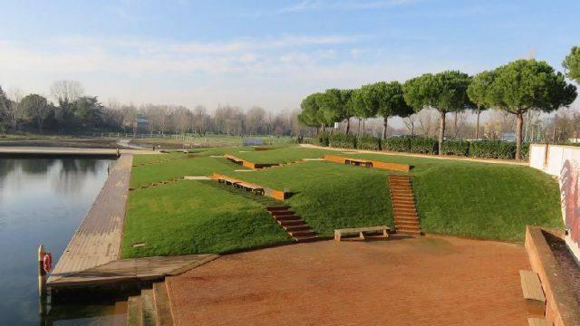 Un premio paesaggistico per il progetto Tiberio 3