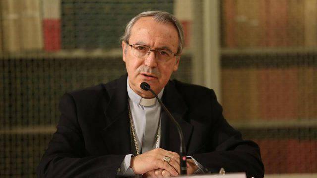 """Il """"quadrinomio"""" per il prossimo anno pastorale. Le lettera del Vescovo"""