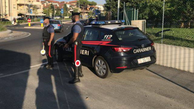I controlli dei Carabinieri nel fine settimana: tre arresti e quattro denunce