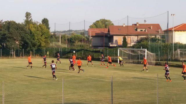 Per il Rimini FC 8 reti nell'allenamento con l'Athletic Poggio