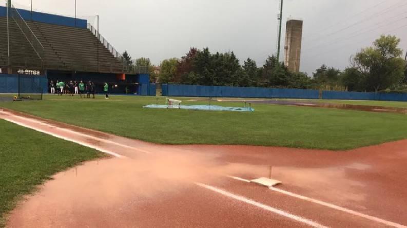 Baseball. Gara5 della semifinale rinviata per maltempo
