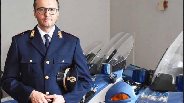 Un nuovo comandante per la Polizia Stradale di Riccione