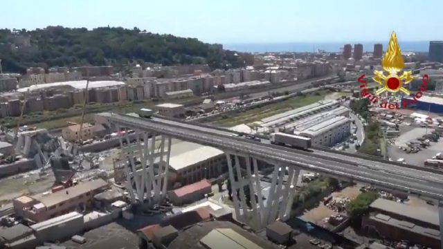 Lutto per Genova: le iniziative nel territorio riminese