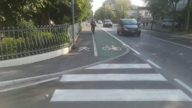 Ciclabile via Veneto, nuovo finanziamento dalla Regione
