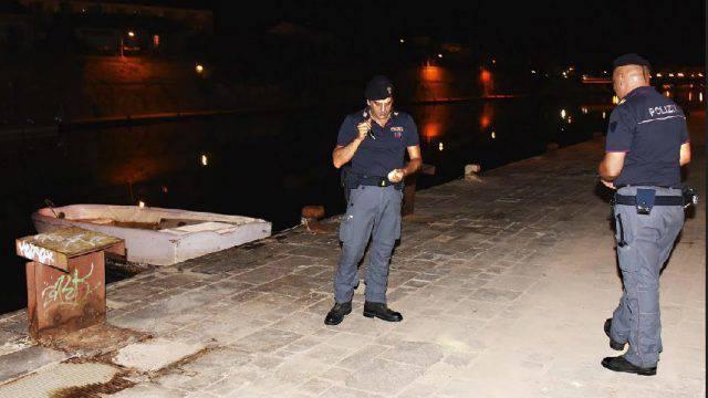 Spari al ponte di Tiberio, arrestata una donna