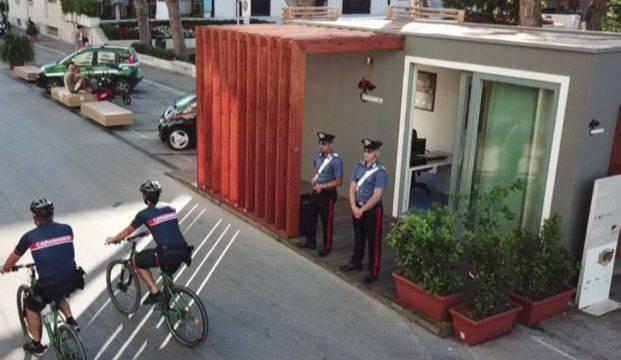 Furti e droga, tre arresti dei Carabinieri a Riccione e Cattolica