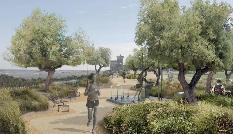 Lungomare Rimini Nord, il progetto diventa esecutivo