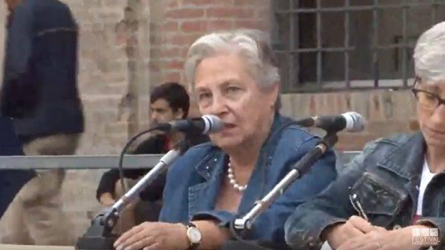 Si è spenta Rita Borsellino. parlò di