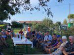 Orti anziani, assemblea annuale con il sindaco Tosi e il vicesindaco Galli